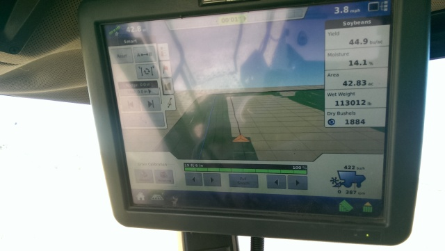 ag leader yield monitor